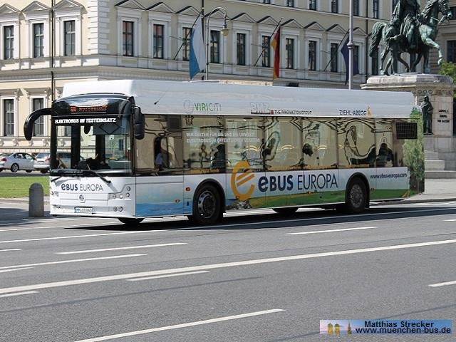 Bildergebnis für elektrobus europa